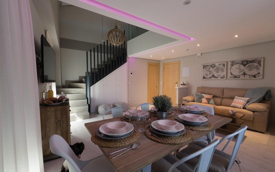 Creation  Apartamento Dúplex con capacidad máxima de 6 personas.