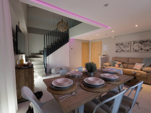 Creation <br> Apartamento Dúplex con capacidad máxima de 6 personas.