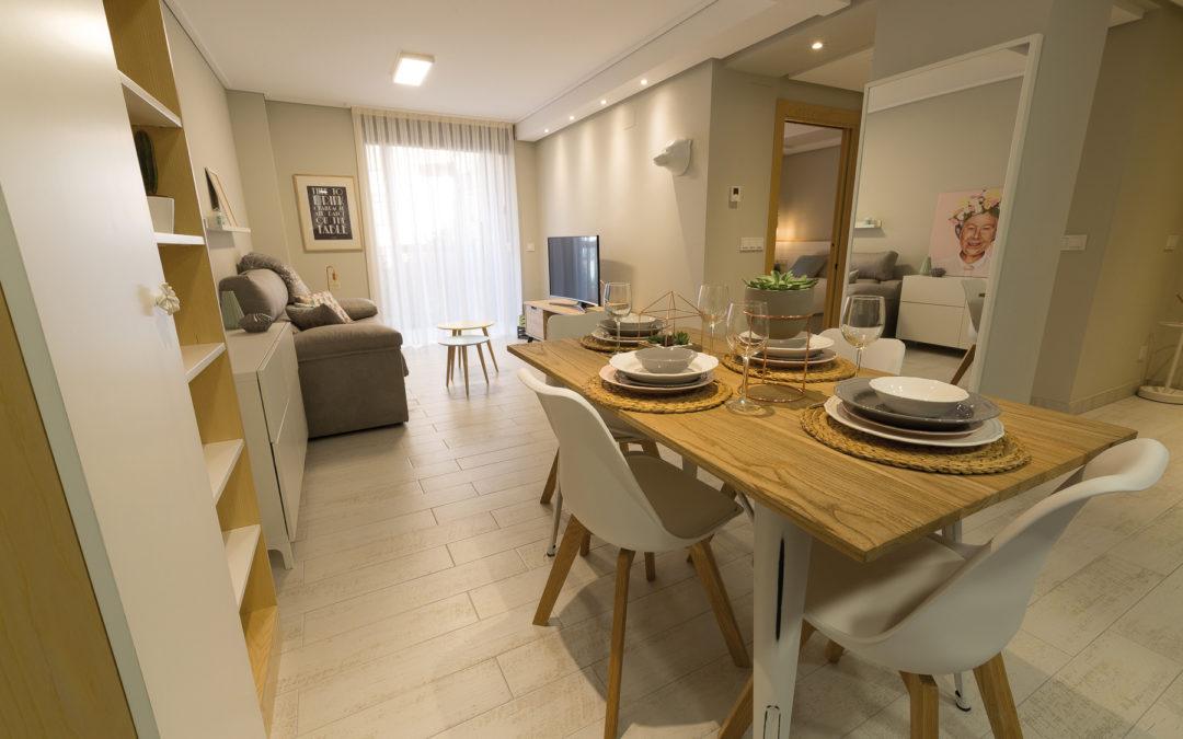 Nature  Apartamento con capacidad máxima de 4 personas.