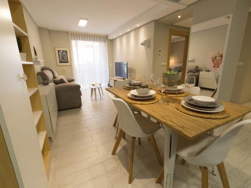 Nature <br> Apartamento con capacidad máxima de 4 personas.
