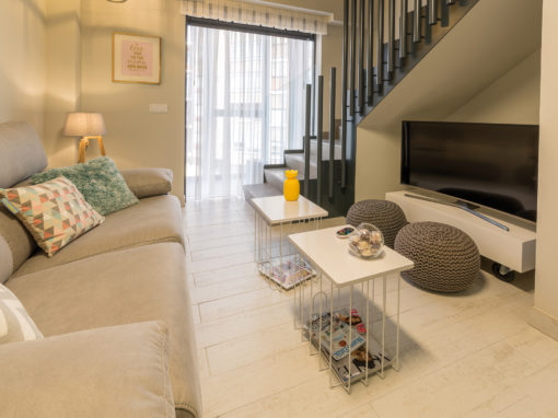 Nordic <br> Apartamento Dúplex con capacidad máxima para 4 personas.